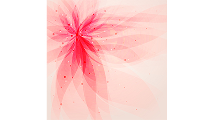 Sueño Abstract Flower background vector Mapa
