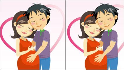 Imagenes de embarazadas en caricaturas - Imagui