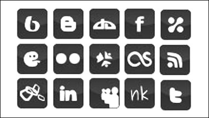Twitter feed RSS Facebook png icono