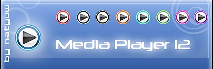 Media Player 12 png icono